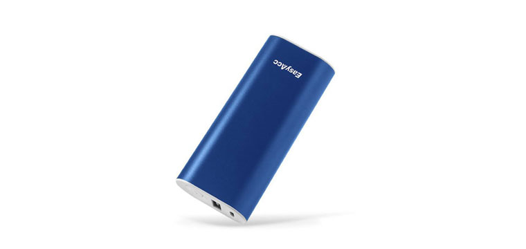 EasyAcc Metal 6400 mAh PB6400MT2 Review