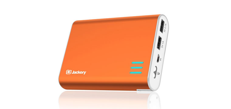 Jackery Giant+ Premium 12000 mAh Portable Charger Review