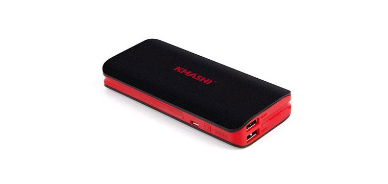 KMASHI 10000mAh Portable Power Bank Review