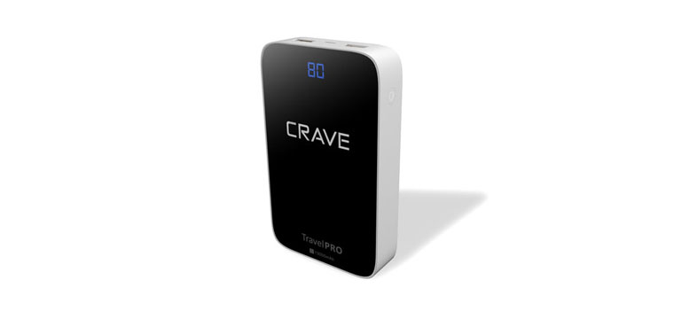 Crave Travel Pro 13000mAh Power Bank Review