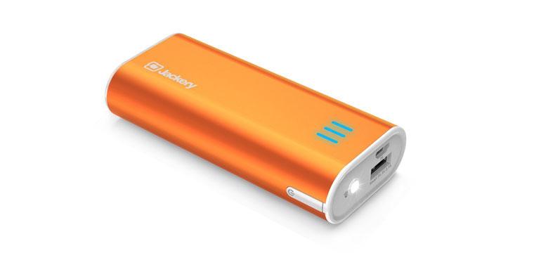 Jackery Bar Premium 6000 mAh External Battery Charger Review
