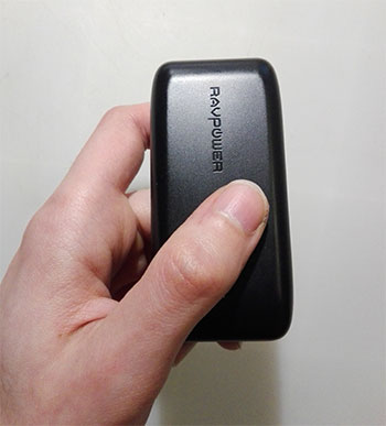Ravpower 6700 ACE Power Bank Compact Size
