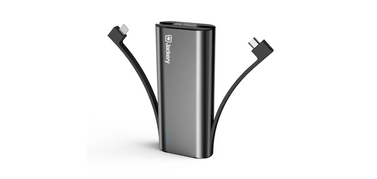 Jackery Bolt 6000 mAh Power Bank Review