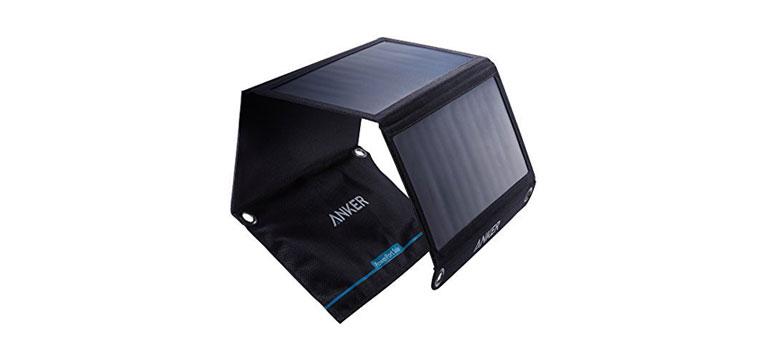 Anker 21W USB Solar Charger Review