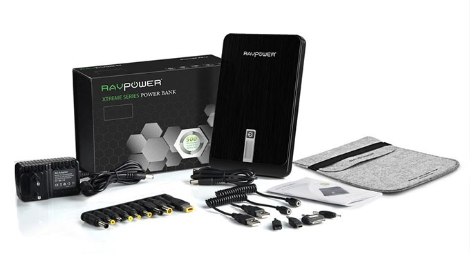 RAVPower 23000mAh Portable Charger Accessoires