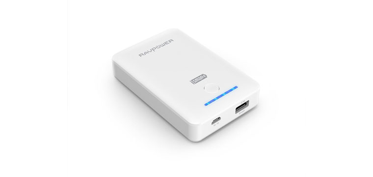 RAVPower 10050mAh Portable Charger Review